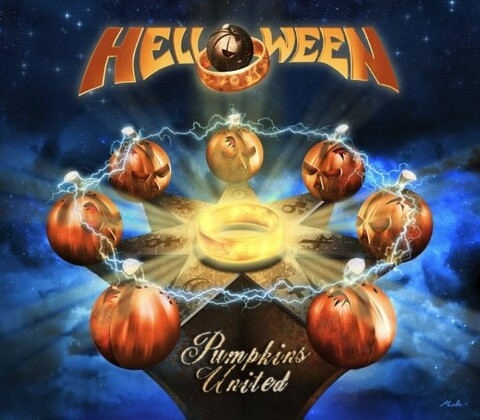 "HELLOWEEN - ""Pumpkins United"" (Lyric video)"