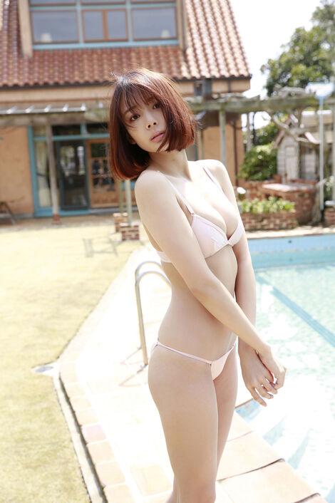 WEB Gravure : ( [FRIDAY - デジタル写真集/Digital photograph collection] - Sayaka Okada/岡田紗佳 : 「ハイスペックガール!」 )