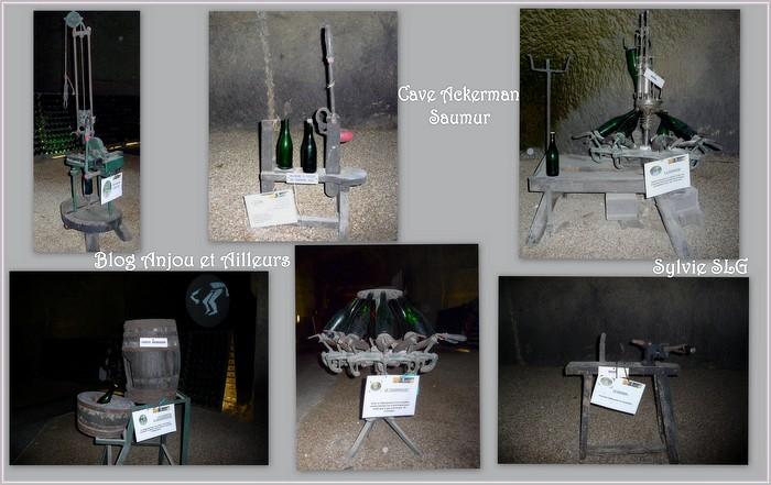 Visite de la Cave Ackerman - Saumur