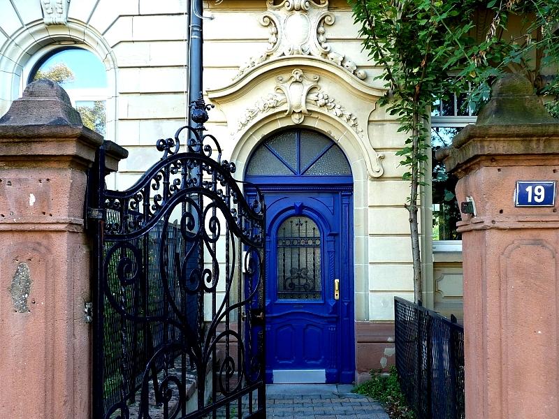 Porte-à-porte dans Metz / 11...