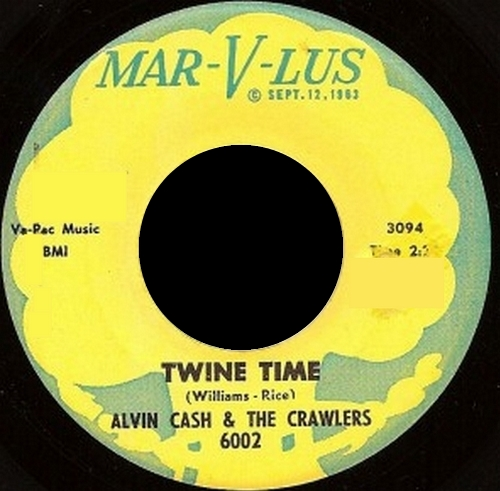 1964 : Single Mar-V-Lus Records 6002 [ US ]