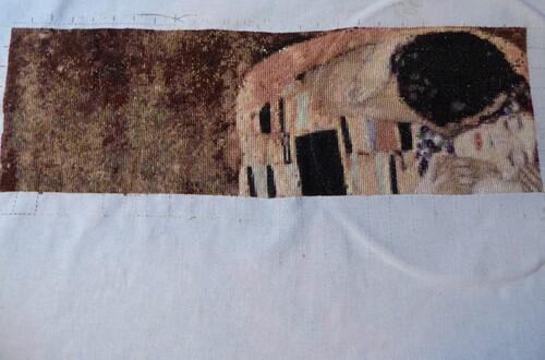 """""""Le Baiser"""" de Klimt : le retour"""