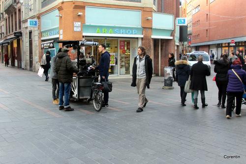 Dans Toulouse en fin février ... (2)