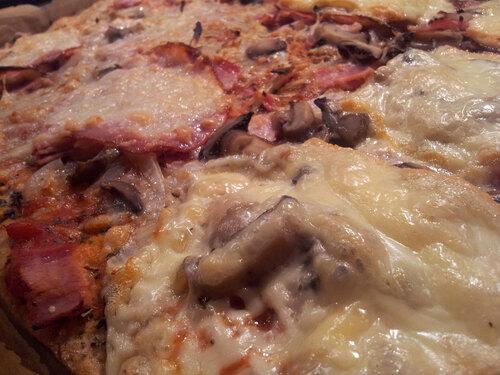 ° Pizza IG bas