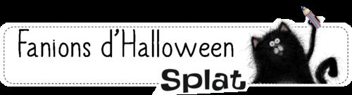 Fanions Halloween