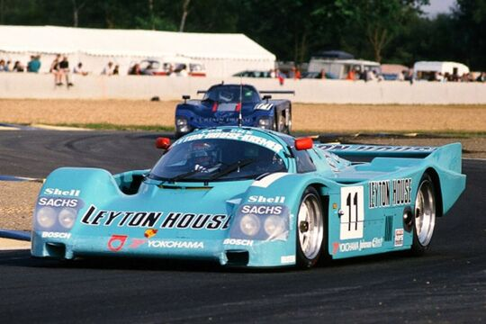 Porsche 962C ( 1989 )