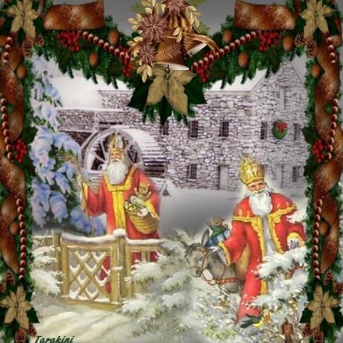 La St Nicolas : bonne fête mado