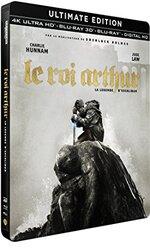 [UHD Blu-ray] Le Roi Arthur : La Légende d'Excalibur