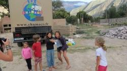 rencontre inattendue: l'aventure CHAMACO