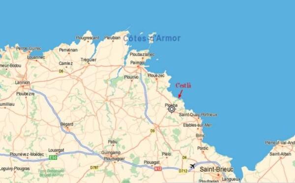 Port-Moguer plan