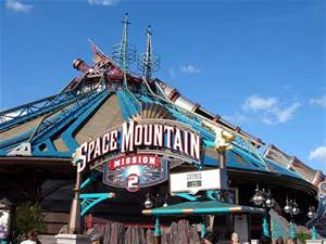 Space Mountain® : Mission 2