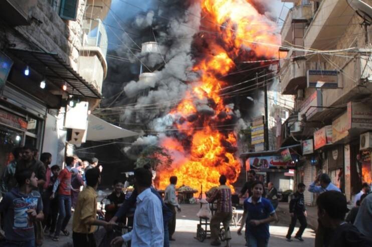 La guerre en Syrie - Youtube