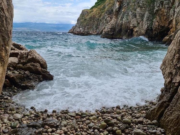 Croatie : Vrbnik sur l'île de Krk 2/2
