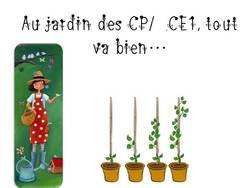 GESTION DU COMPORTEMMET: AU JARDIN DES CP/CE1, TOUT VA BIEN