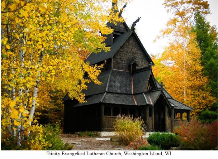 (11ième de la série des 50 belles églises dans le monde)