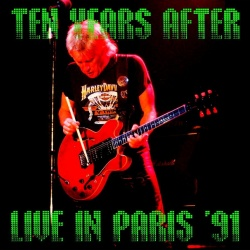 TEN YEARS AFTER - Live In Paris '91
