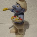 Lubin: reproduction de schtroumpf peintre