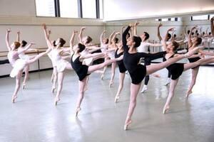 dance ballet class company ballet