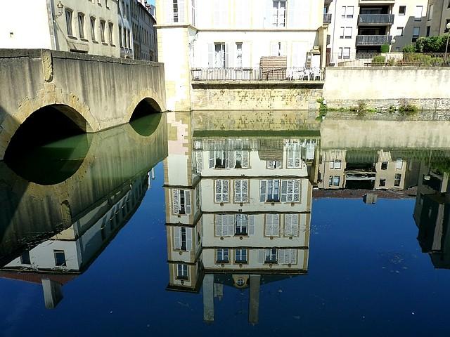 Le pont Moreau à Metz 1 Marc de Metz 19 09 2012