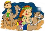 La naissance de Jésus (images séquentielles)