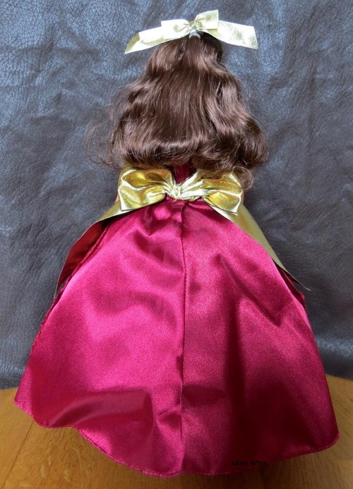 "Belle, Holiday Princess, ""Enchanted Christmas"", de Mattel (1997)"