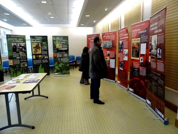 """""""Jaurès, un pacifiste pragmatique"""" une exposition proposée par la Ligue des Droits de l'Homme"""