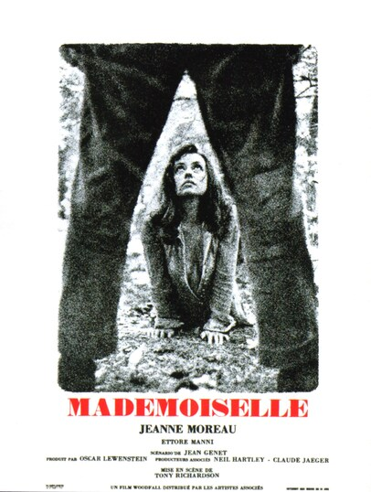 MADEMOISELLE - BOX OFFICE 1966