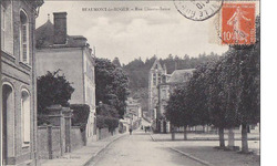 LES REMPARTS DE BEAUMONT-LE-ROGER (Eure)