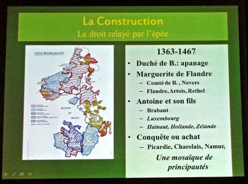 """""""Les grands Ducs de Bourgogne"""" et leur cour, une conférence de Robert Fries proposée par l'ACC.."""