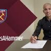 Mardi 14.6.2016 Feghouli Sofiane signe a Wes Ham  en premier League