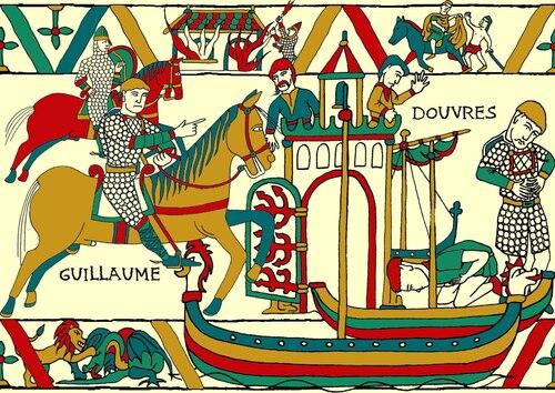 La vie de Guillaume le Conquérant (5)