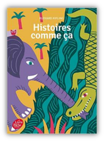 """CM - Littérature - """"Le Conte des Origines"""" / Etiologique"""