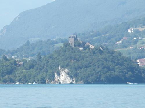 Croisière sur le lac du Bourget
