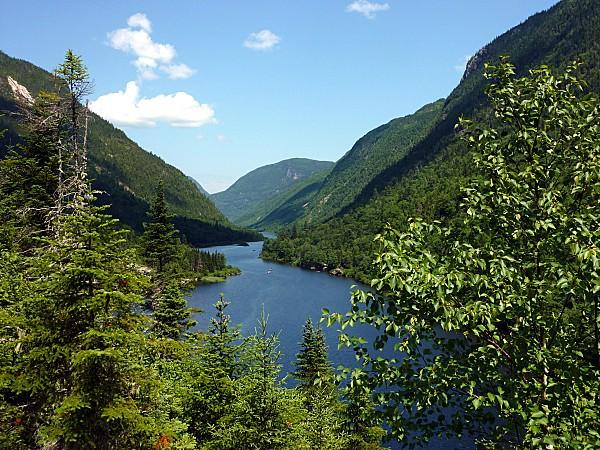 Rivière Malbaie overlook b
