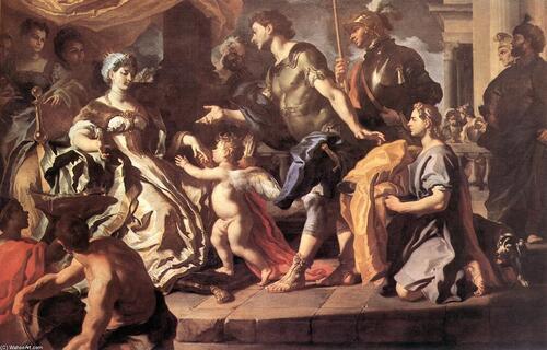 Rome – Naissance d'un empire