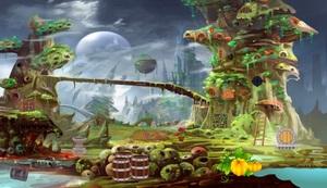 Jouer à Fantasy world magical lamp escape