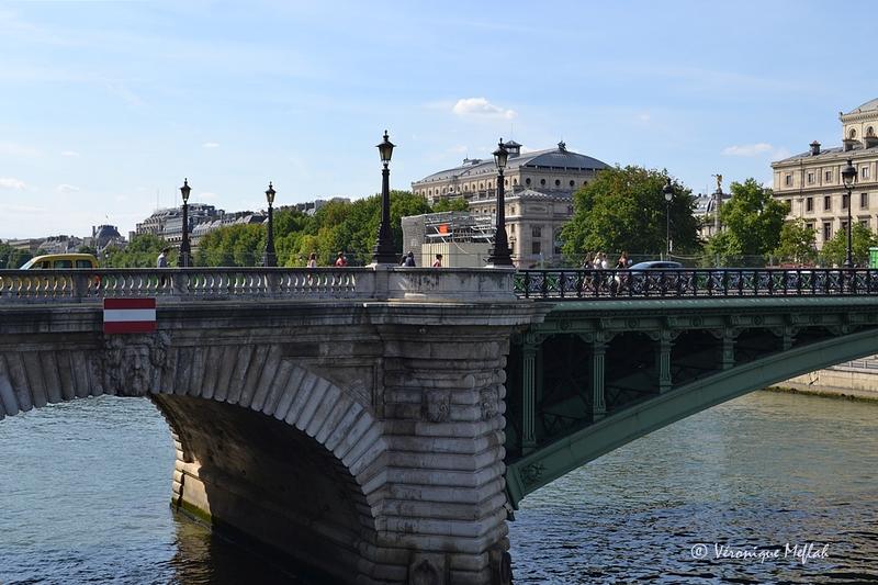 L'île de la Cité : Pont Notre-Dame