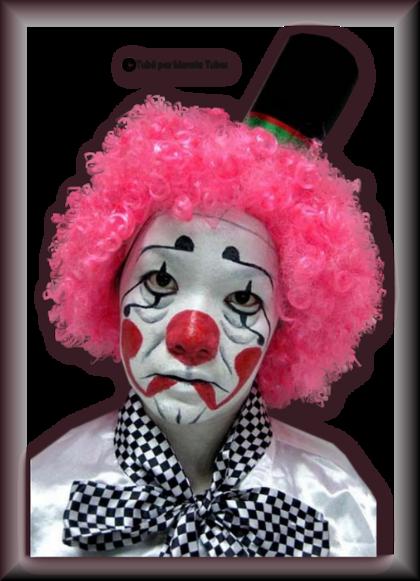 Tube clown 2975