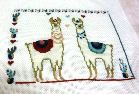 ROSE petits lamas