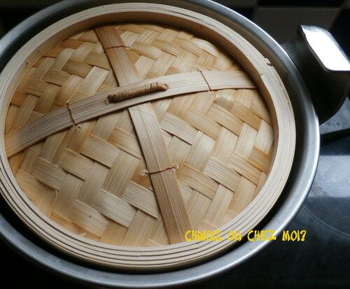 Petits pains à la vapeur - 馒头