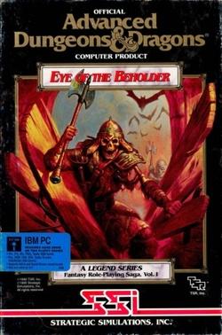 Eye of the Beholder - S.S.I.