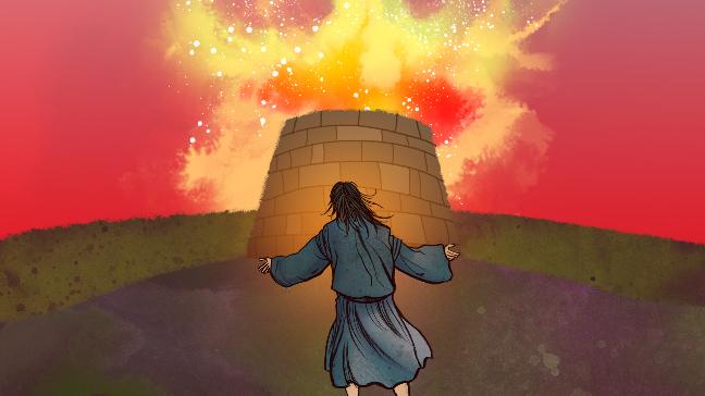 adorer dieu montagne