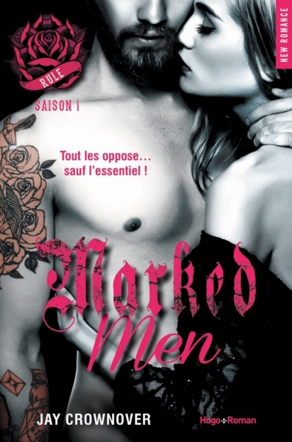 """Marked Men"" Saison 1 de Jay Crownover"