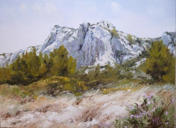 Peinture de : Pier Buyle
