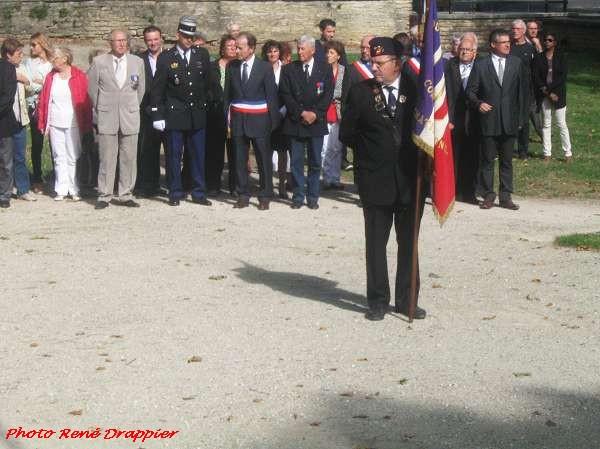 Châtillon sur Seine a commémoré sa Libération
