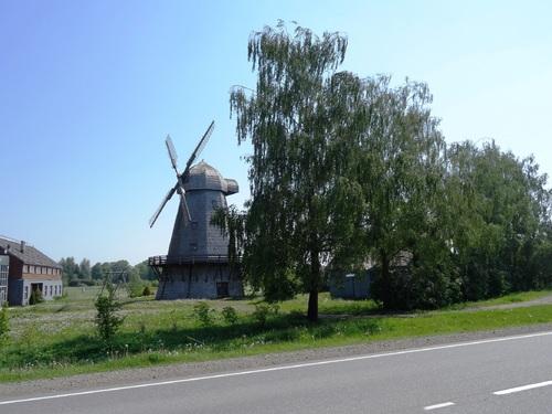Jelgava en Lettonie (photos)