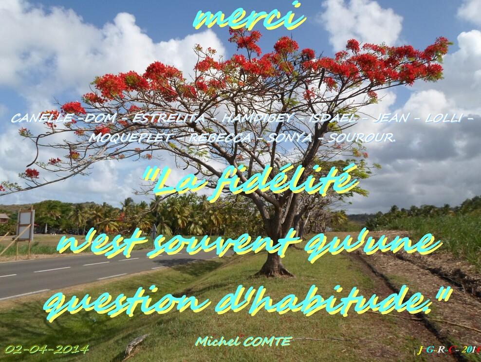 HISTOIRE DE RELATION AU TRAVAIL   11/04/2014  R