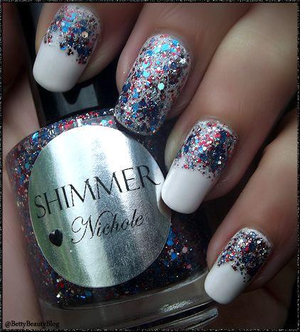 Nichole la festive by shimmer polish