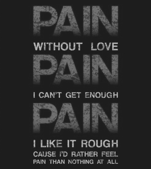 Pain, Three Days Grace
