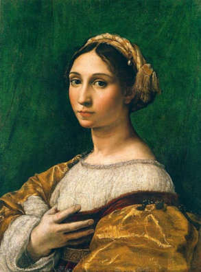 Peintre célèbre- Raphael